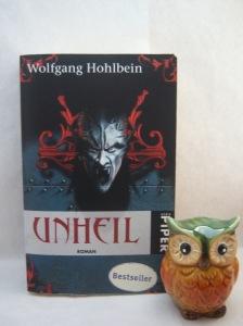 Hohlbein - Unheil- Uhu :)