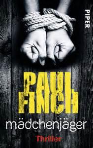 Paul Finch - Mädchenjäger