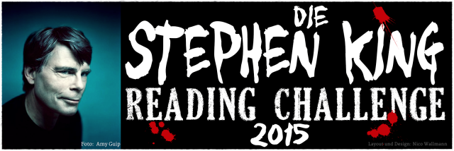 Stephen King reading challenge 2