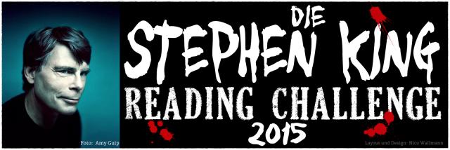 Stephen King reading challenge 2