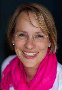 Autorin Sabine Wierlemann
