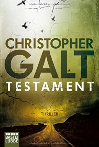 Christopher Galt - Das Testament