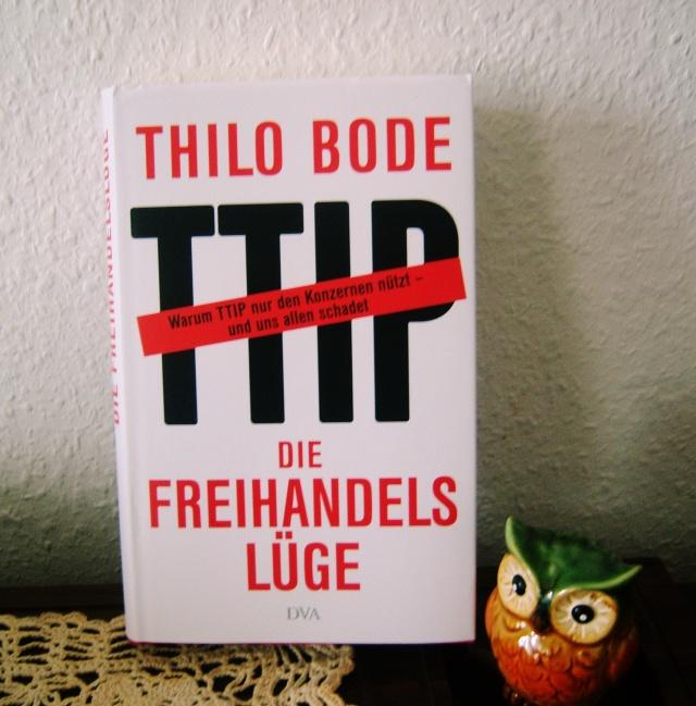 Thilo Bode - TTIP - Die Freihandelslüge