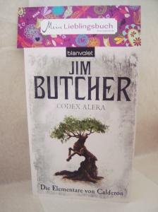 Jim Butcher - Die Elementare von Calderon