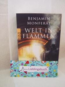 Benjamin Monferat - Welt in Flammen