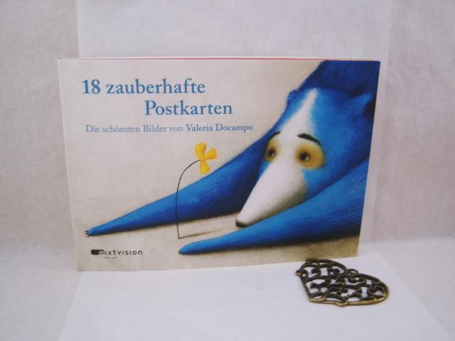Postkarten-Set - Zauberhafte Bilder von Valeria Docampo