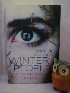 Jennifer McMahon - Winter People