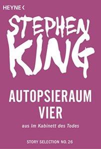 Stephen King - Autopsieraum 4