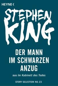 Der Mann im schwarzen Anzug von Stephen King
