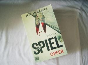 Jeff Menapace - Das Spiel - Opfer