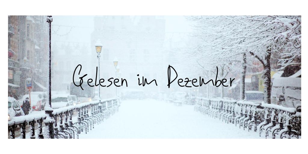 Gelesen im Dezember