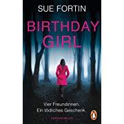 birthday girl - sue fortin